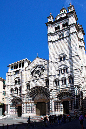 Genoa's City Center